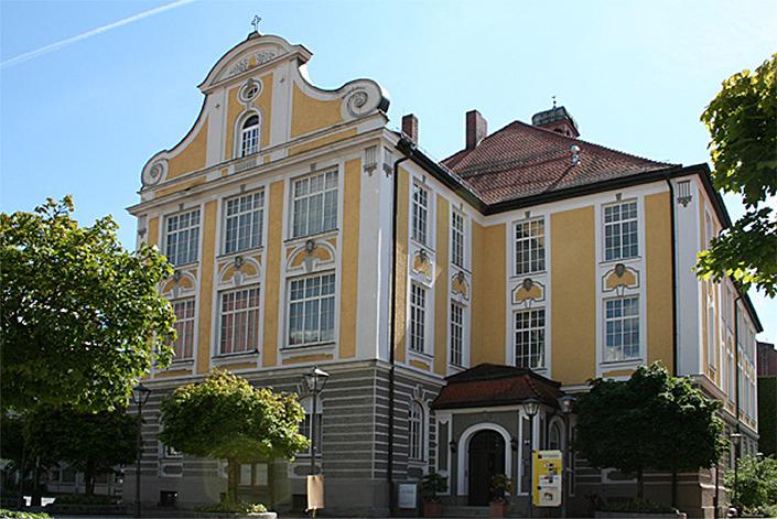 Stadtmuseum Deggendorf von außen