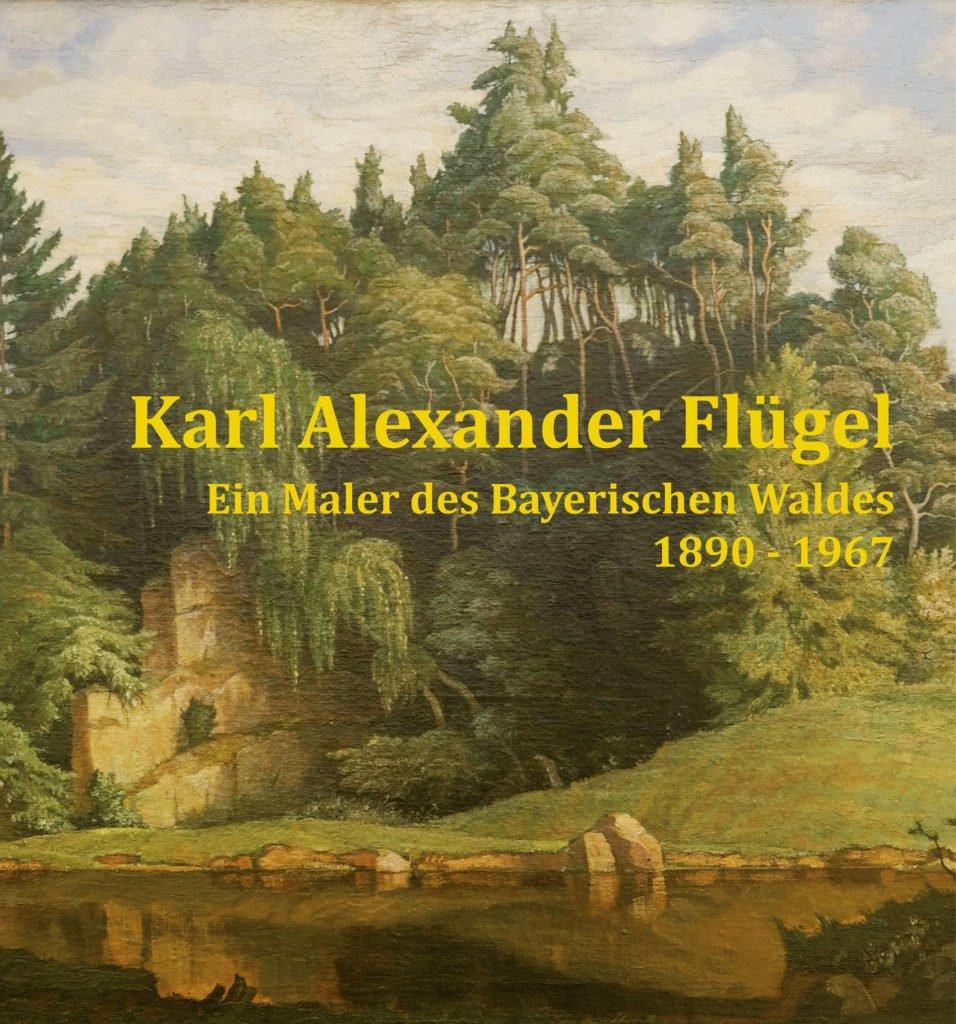 Coverbild Museumskatalog Alexander Flügel Stadtmuseum Deggendorf