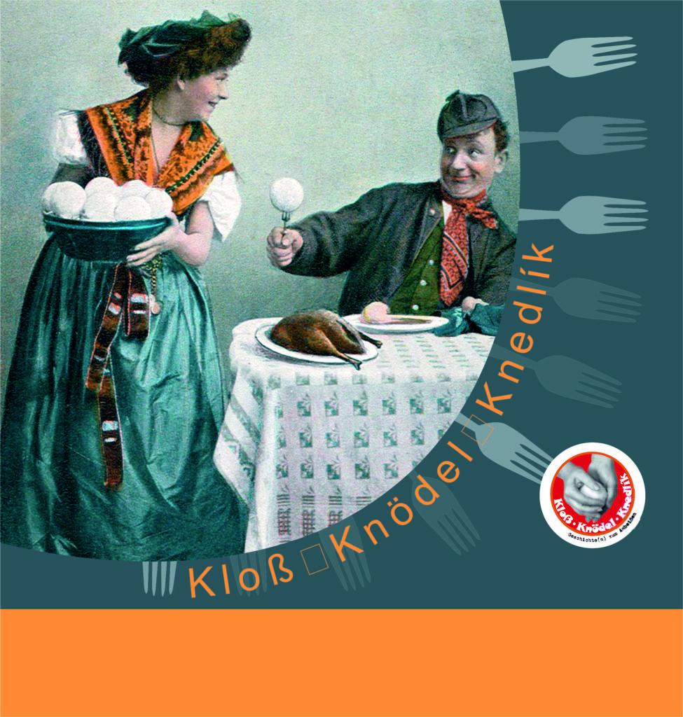 Museen Deggendorf - Kloß - Knödel - Knedlik Coverbild