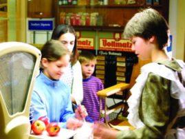 pädagogische Dauerausstellung - darf's ein bisschen mehr sein