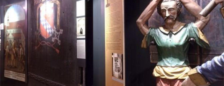 pädagogische Dauerausstellung - Die Deggendorfer Gnad