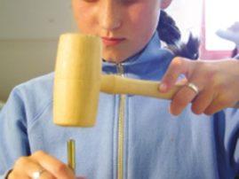 pädagogische Dauerausstellung - Leder für alle Zwecke
