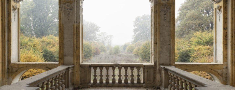Bild von Peter Untermaierhofer von der Ausstellung Lost Places im Stadtmuseum Deggendorf