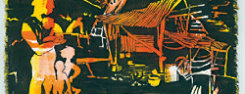 Bild von Christine Rieck-Sonntag im STadtmuseum Deggendorf