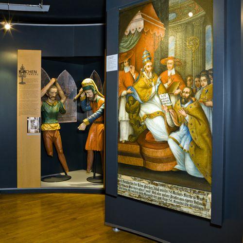 Dauerausstellung Deggendorfer Gnad im Stadtmuseum Deggendorf