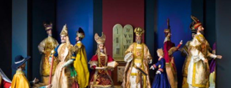 Ausstellung Heiliges Theater im Stadtmuseum Deggendorf
