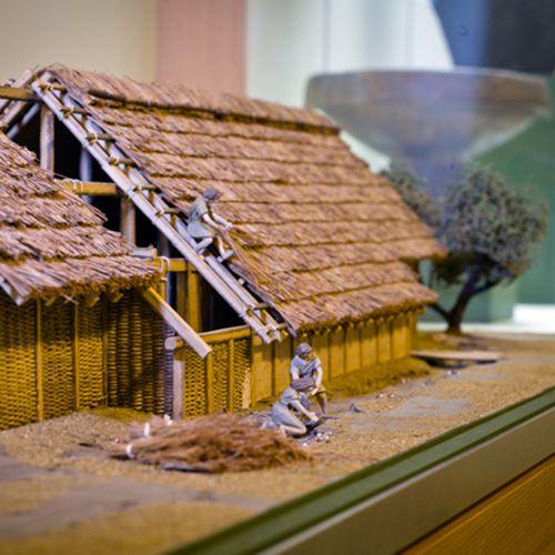 Stadtmuseum Deggendorf Dauerausstellung Vor- und Frühgeschichte