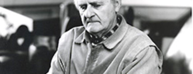 Heinz Theuerjahr aus der gleichnamigen Ausstellung im Stadtmuseum Deggendorf
