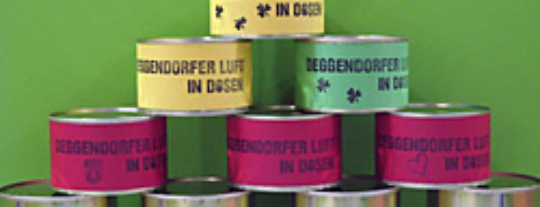 Geschenke in Dosen aus dem Workshop im Stadtmuseum Deggendorf