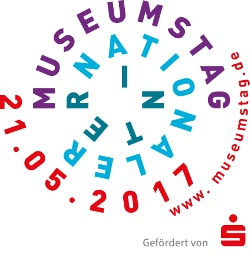 Plakat Internationaler Museumstag 2017 im Stadtmuseum Deggendorf