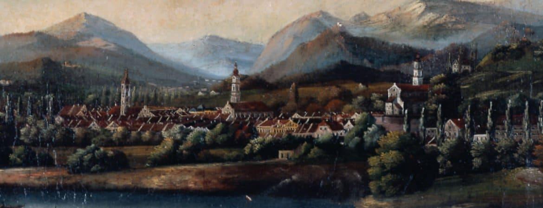 """Bild aus dem Buch """"Kleine Stadtgeschichte Deggendorfs"""" zur Lesung im Stadtmuseum Deggendorf"""