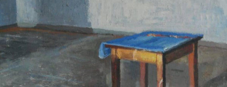 """Exemplar aus der Ausstellung """"mal gestern, mal heute"""" von Leo Schötz im Stadtmuseum Deggendorf"""