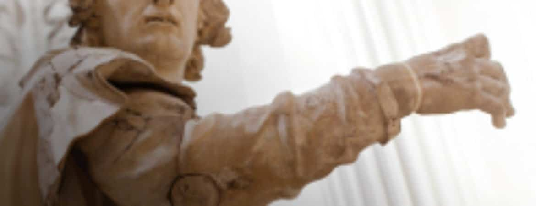 """Bild aus der Lesung """"Lukas aus der Asche"""" im Stadtmuseum Deggendorf"""