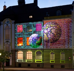 Mapping Show am Stadtmuseum Deggendorf