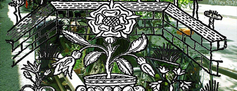 """Bild von """"Nele Ströbel - Der andere Garten"""" im Stadtmuseum Deggendorf"""