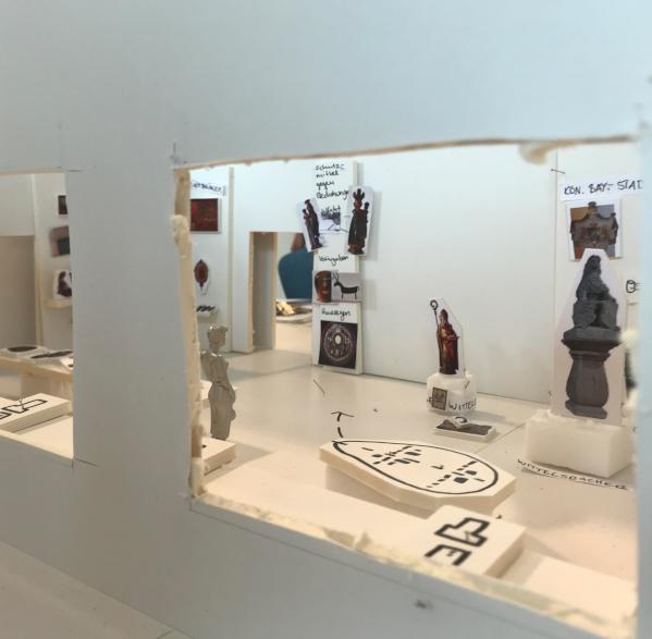Szenografie der neuen Dauerausstellung Stadtmuseum Deggendorf