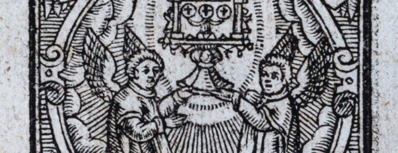 """Die schriftlichen Quellen zur """"Deggendorfer Gnad"""" von Herzog Heinrich (1338) bis Pfarrer Sartorius (1604) im Stadtmuseum Deggendorf"""