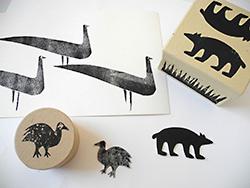 Wilde uns artige Tiere aus dem Workshop im Stadtmuseum Deggendorf